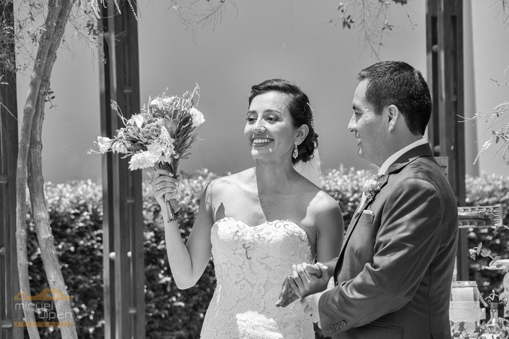 Nadia y Alberto - Foto: Miguel Angel Uipán