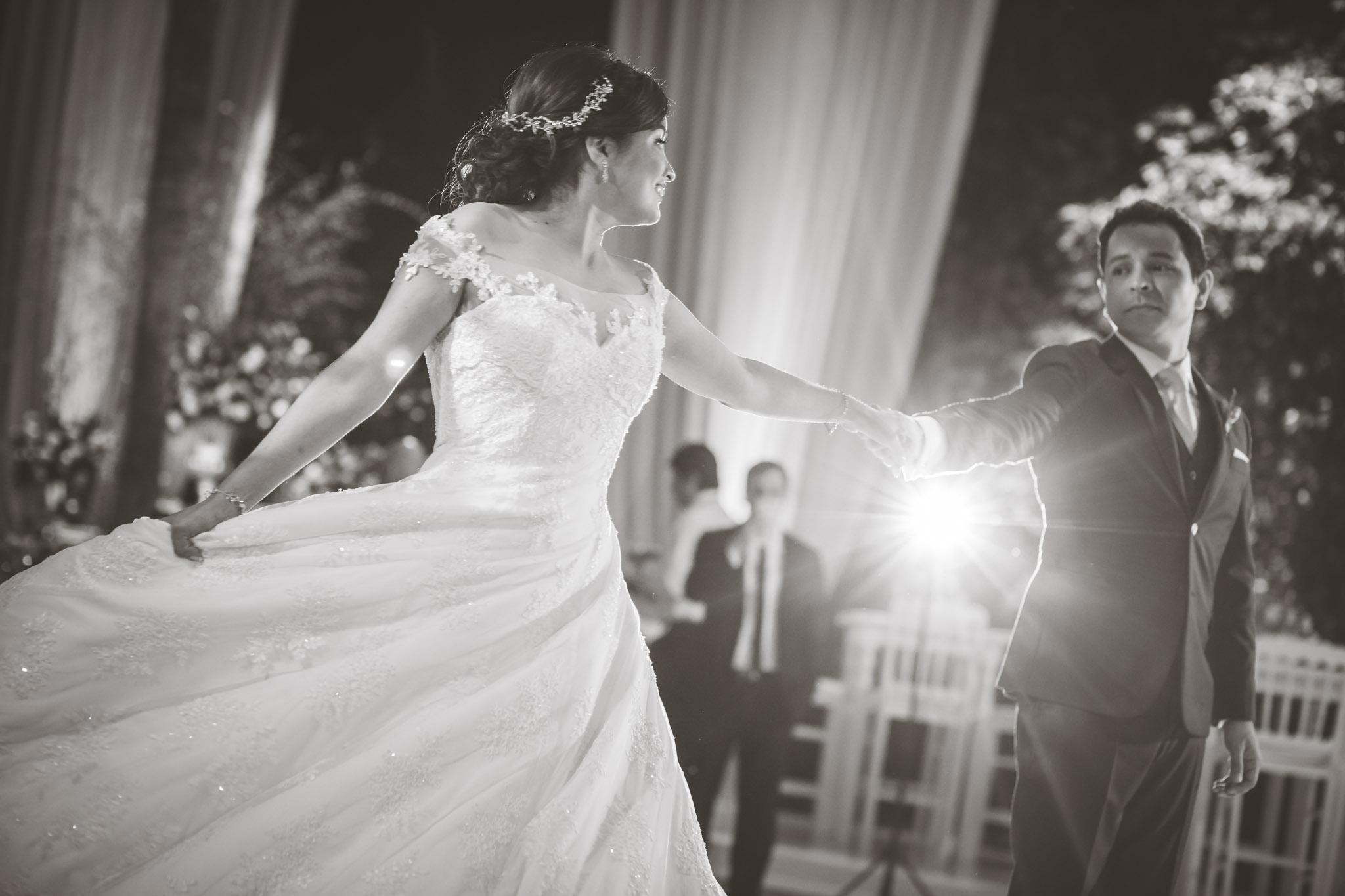 Cynthia y Rafael - Foto: Enrique Garrido