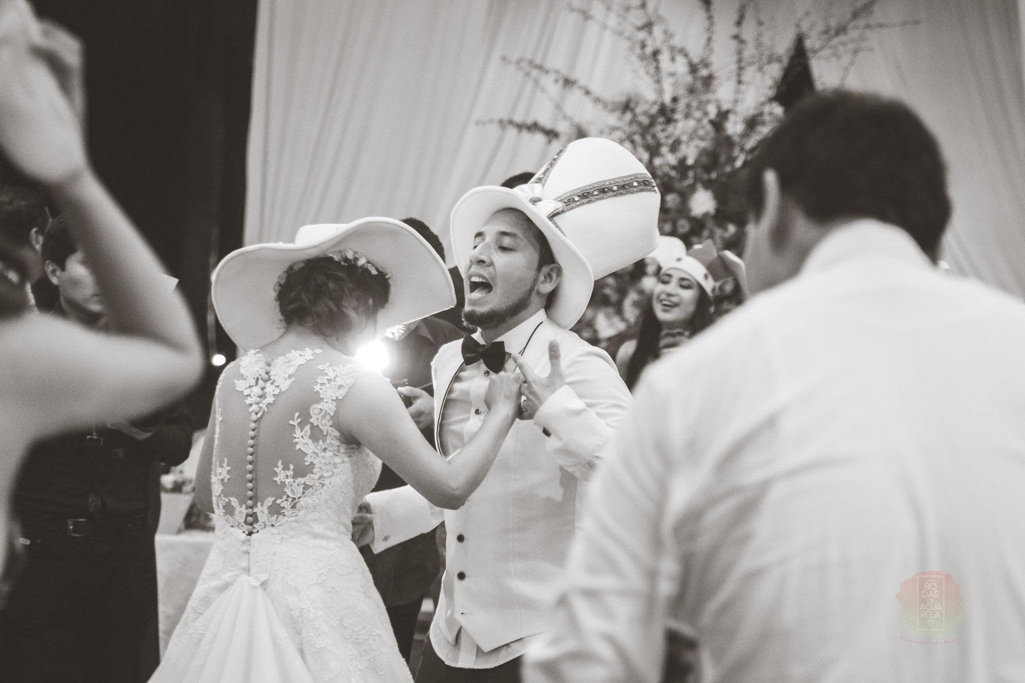 bodas en el campo
